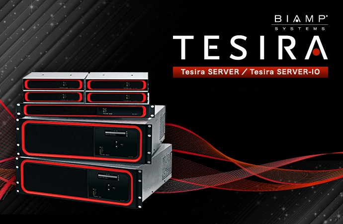 More info on           Biamp Tesira