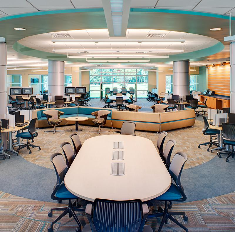 Coastal Carolina University Commons