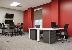 Office Furniture, Commercial Flooring, Relocation, Audiovisual Technology
